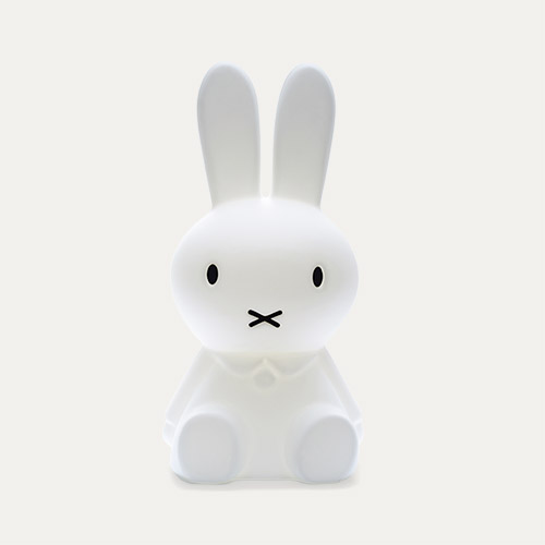 White Mr Maria Miffy XL Lamp