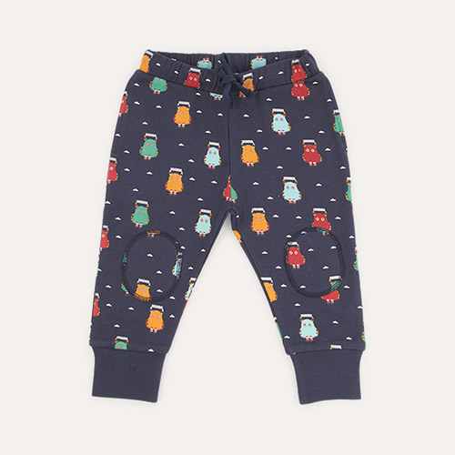 Little Monsters Little Green Radicals Cosy Joggers