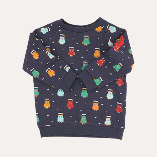 Little Monsters Little Green Radicals Sweatshirt