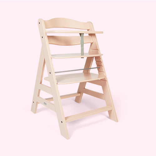 Rose hauck Alpha+ Wooden Highchair