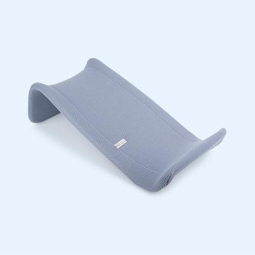 Blue/Grey Beaba Transatdo 1st-stage Baby Bath Support