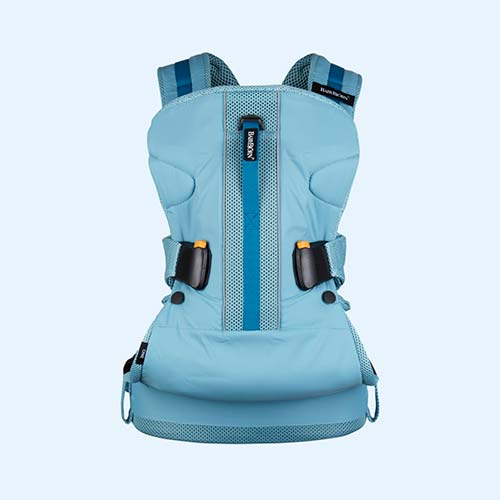 Turquoise BabyBjorn Baby Carrier One Outdoors