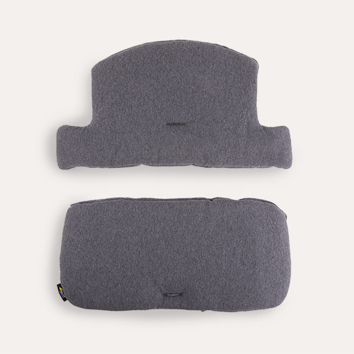 Jersey Charcoal hauck Alpha Highchair Pad Select