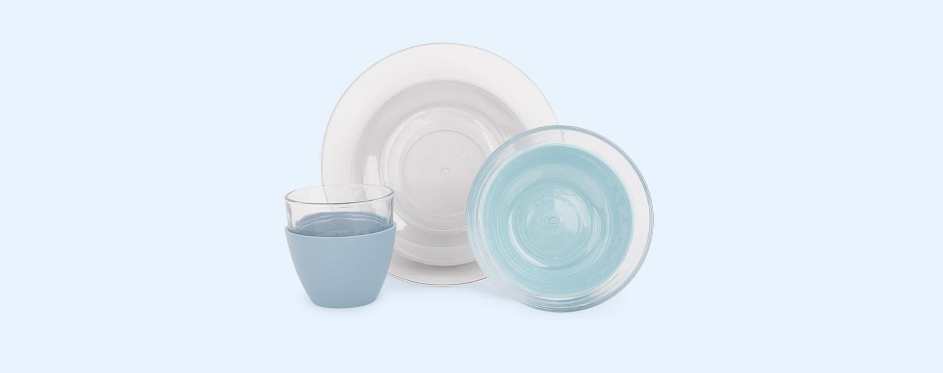 Jungle Beaba Glass Meal Set