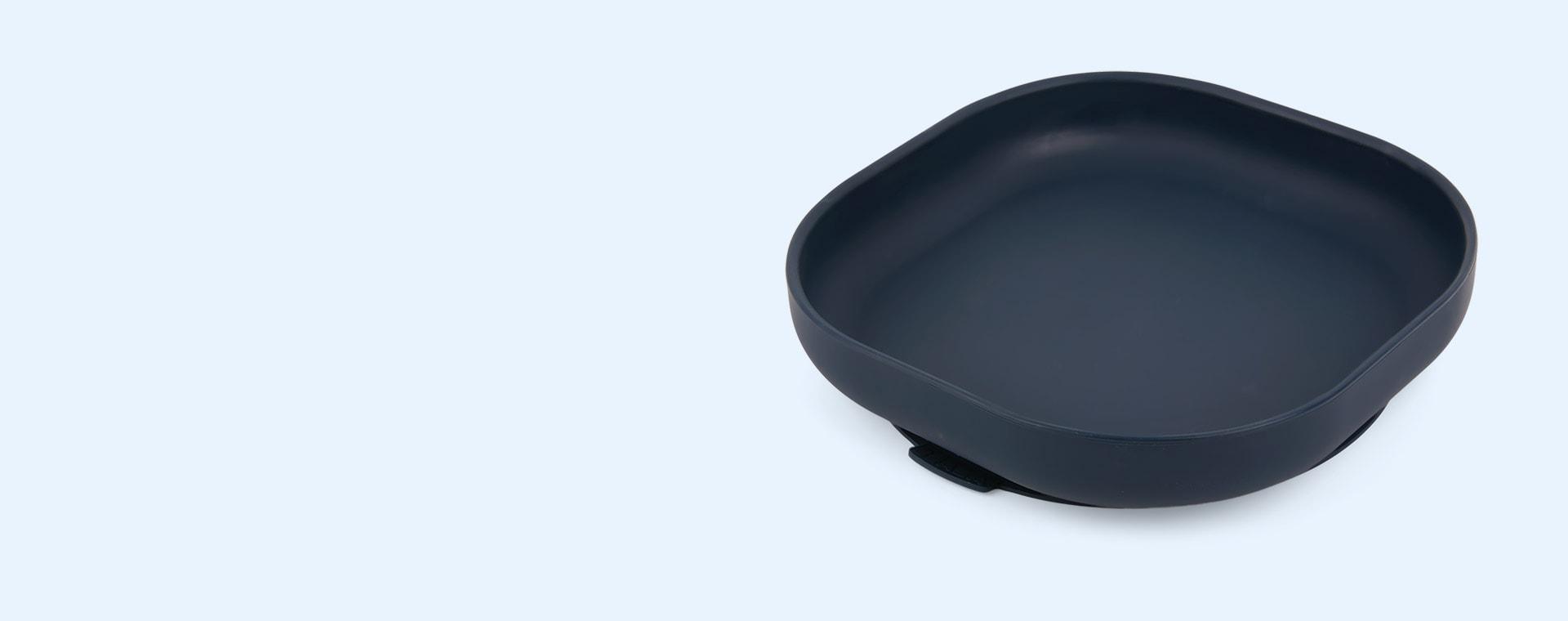 Night Blue Beaba Silicone Meal Set
