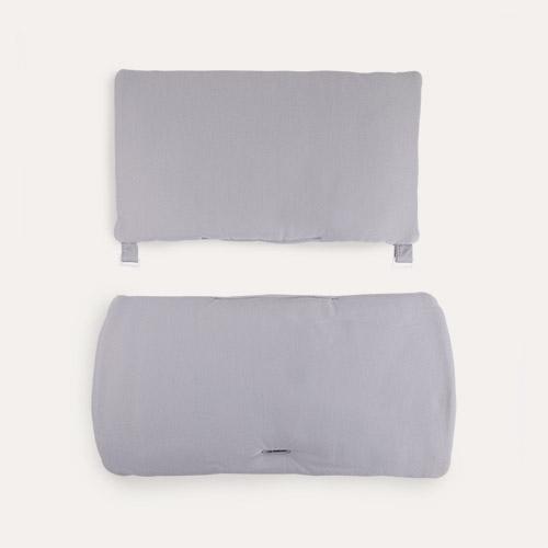 Grey hauck Alpha Highchair Pad Deluxe