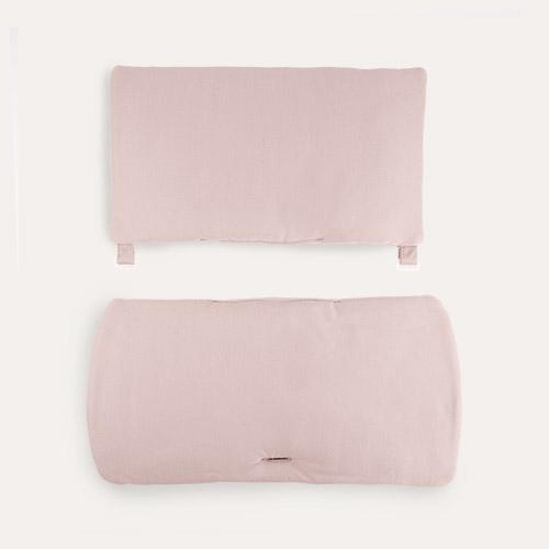 Pink hauck Alpha Highchair Pad Deluxe