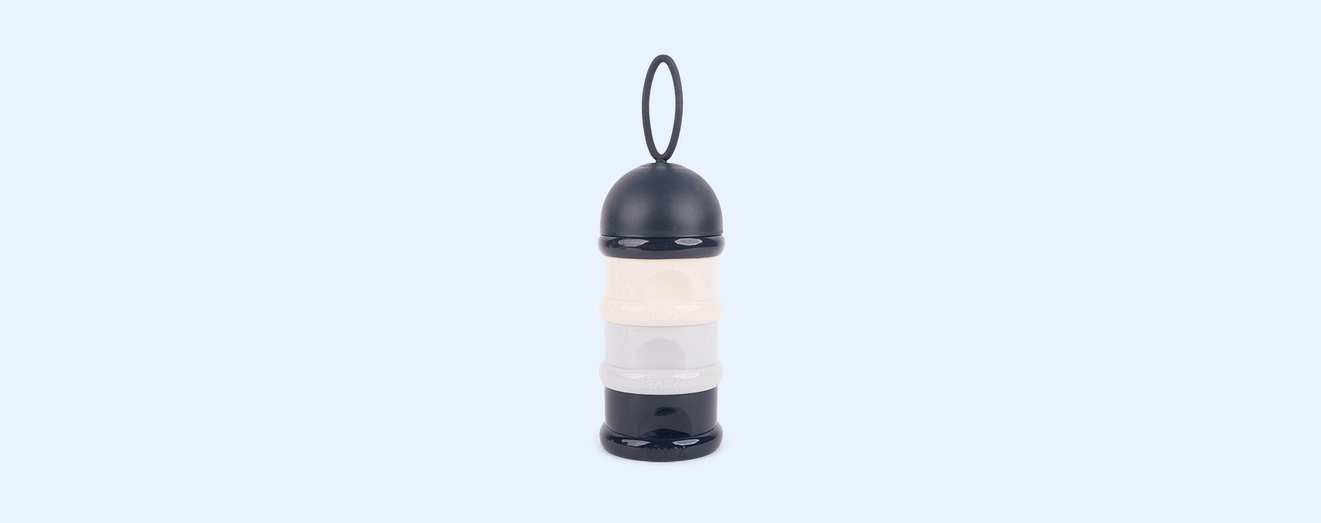 Dark Blue/Grey/Pink Beaba Snack Storage/Stacked Formula Milk Container