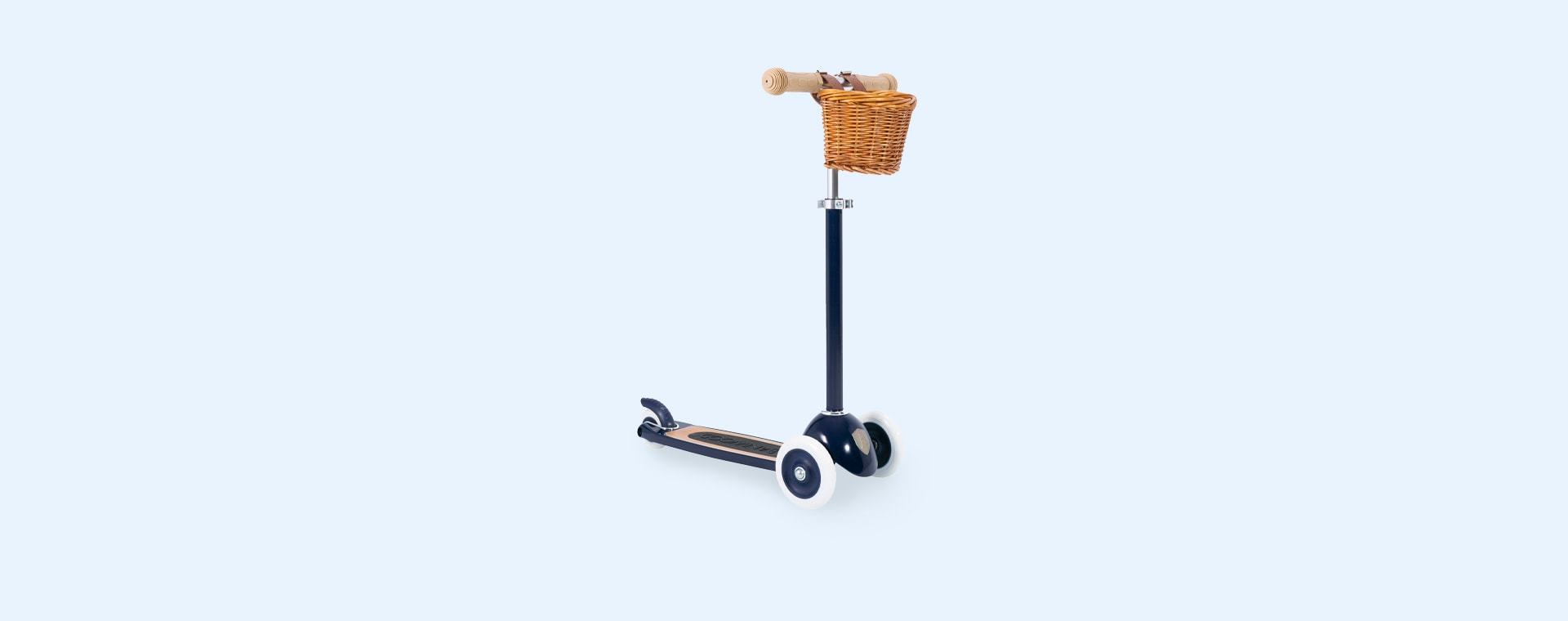 Navy Banwood Scooter