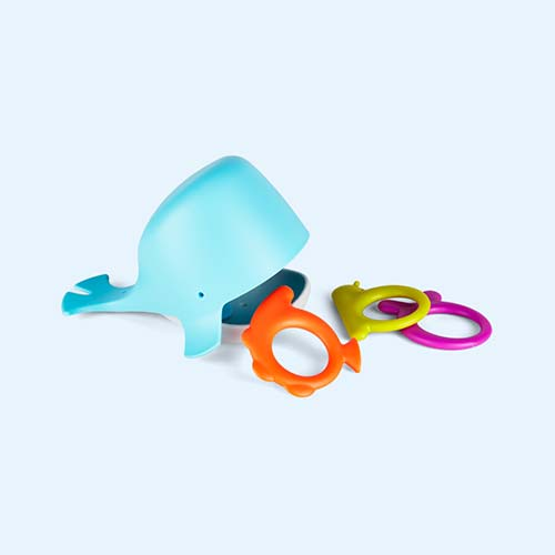 Blue Boon Chomp Hungry Whale Bath Toy