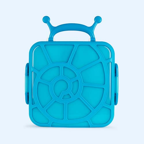 Blue Boon Bento Snail Lunch Box