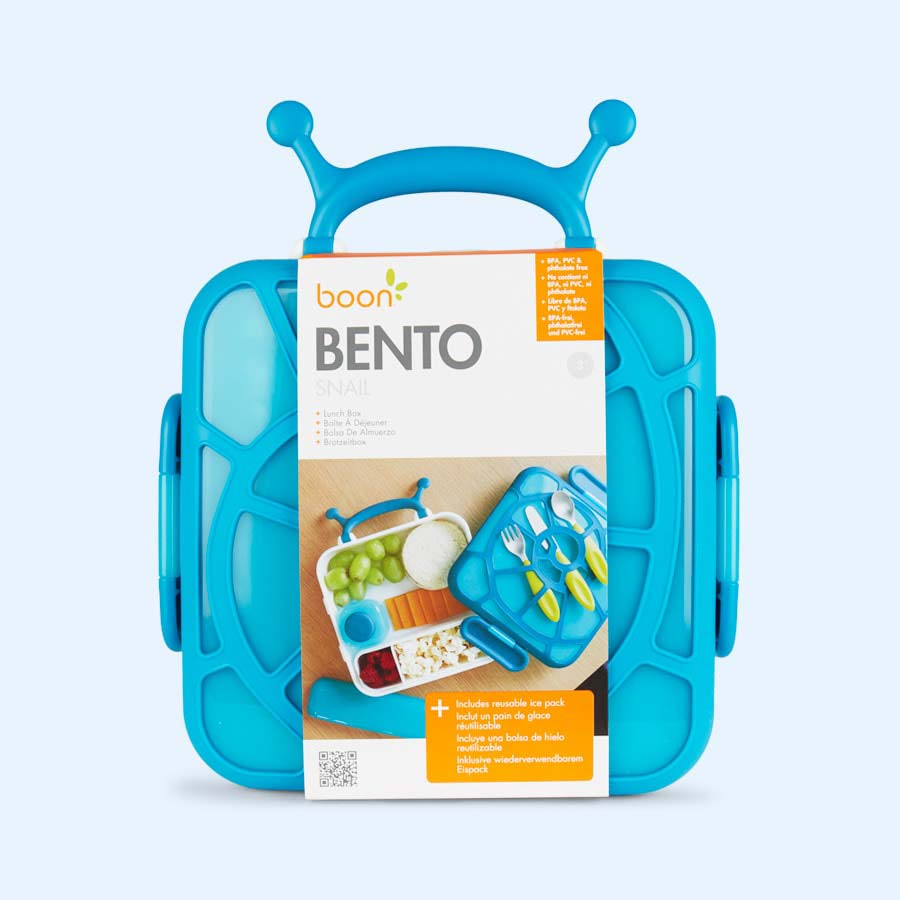 buy the boon bento snail lunch box tried tested by kidly parents. Black Bedroom Furniture Sets. Home Design Ideas