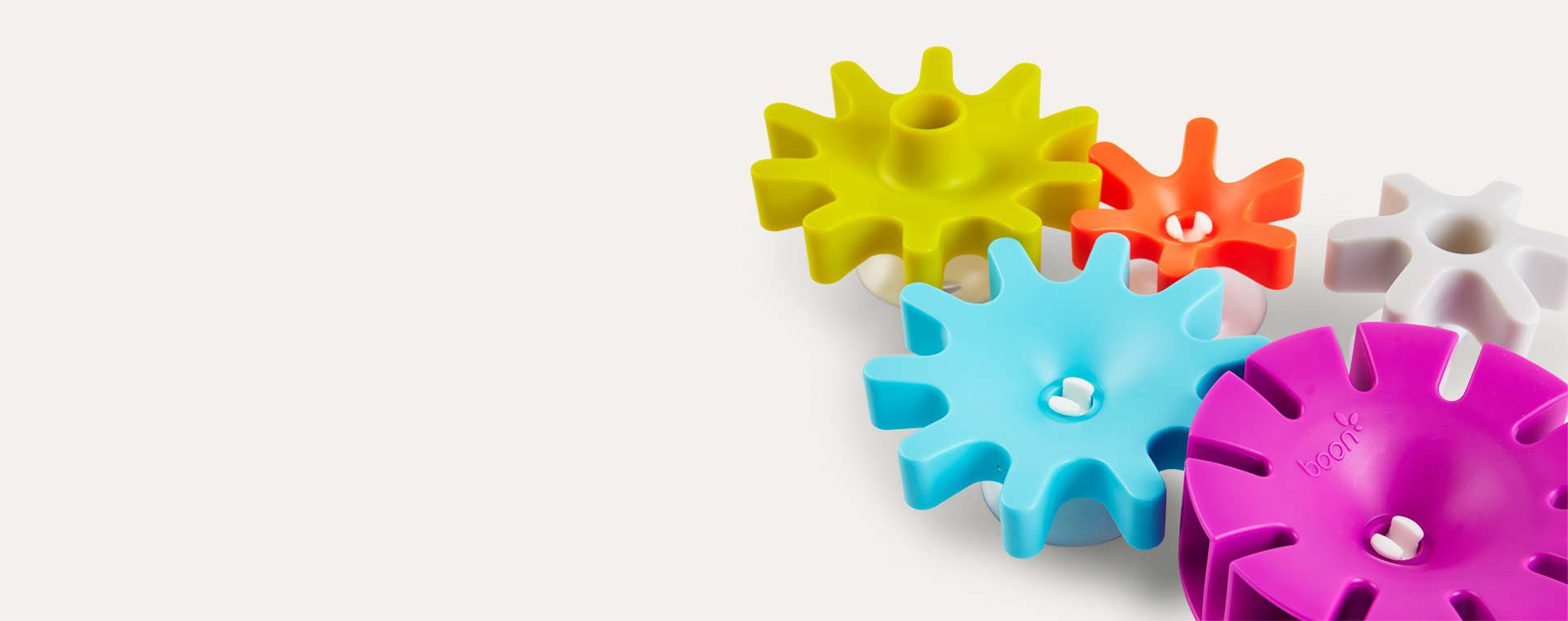 Multi Boon Cogs Water Gears Bath Toy