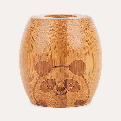 Bamboo Wild & Stone Bamboo Toothbrush Holder