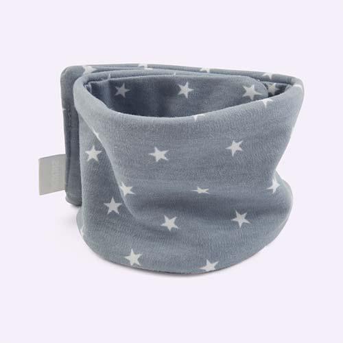 Grey Star Mama Designs Snoodie Bib