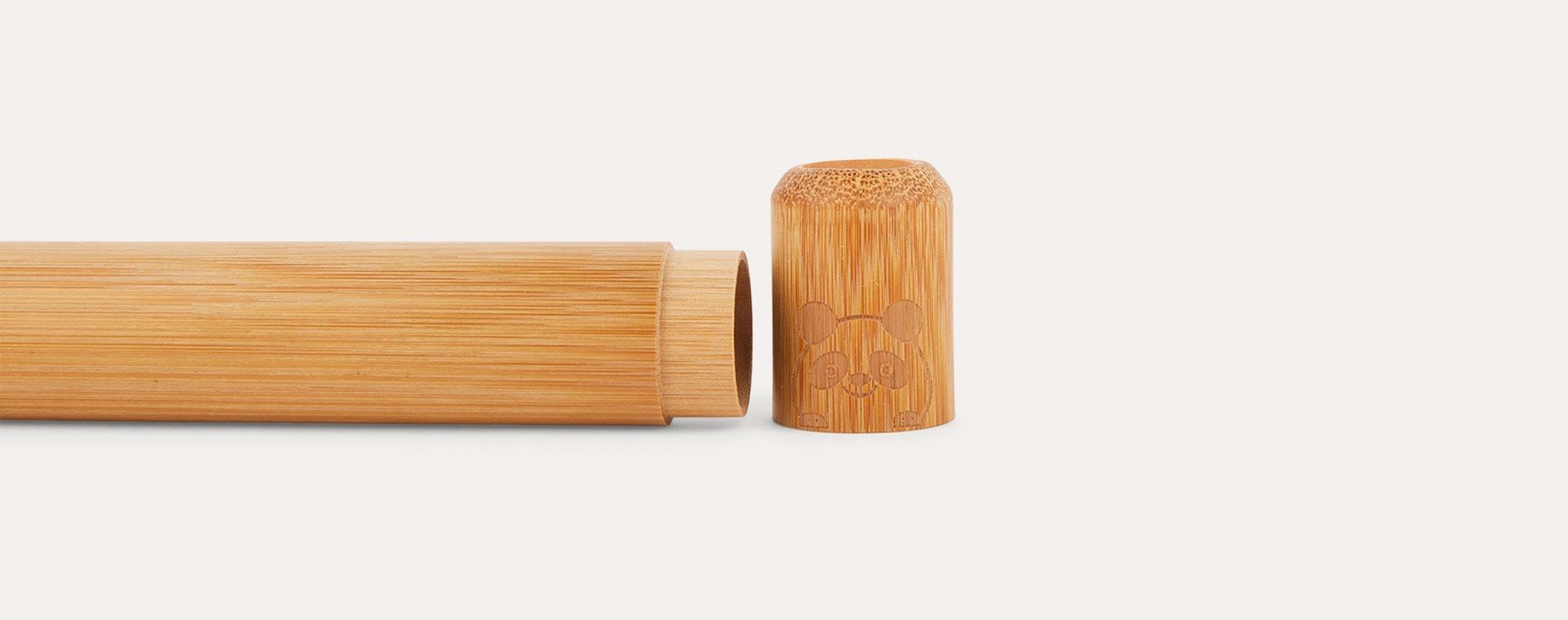 Bamboo Wild & Stone Bamboo Toothbrush Travel Case