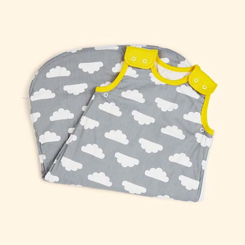 Cloud Yellow Mama Designs Babasac Sleeping Bag