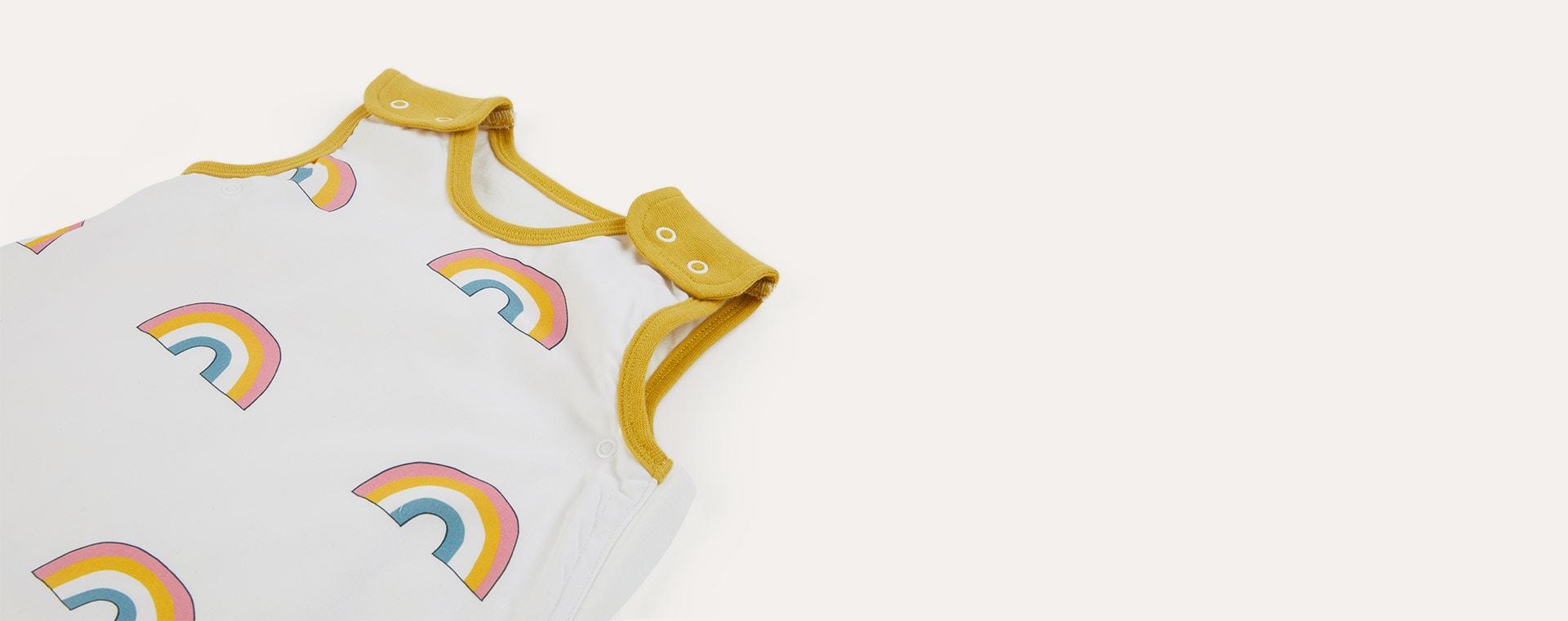Rainbow Mustard Trim Mama Designs Babasac Multi Tog Sleeping Bag