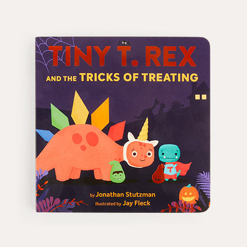 Multi Abrams & Chronicle Books Tiny T Rex and the Tricks Of Treating