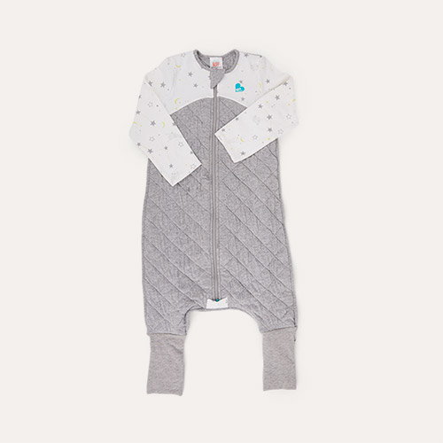 White Love To Dream Love To Sleep Suit 2.5 TOG