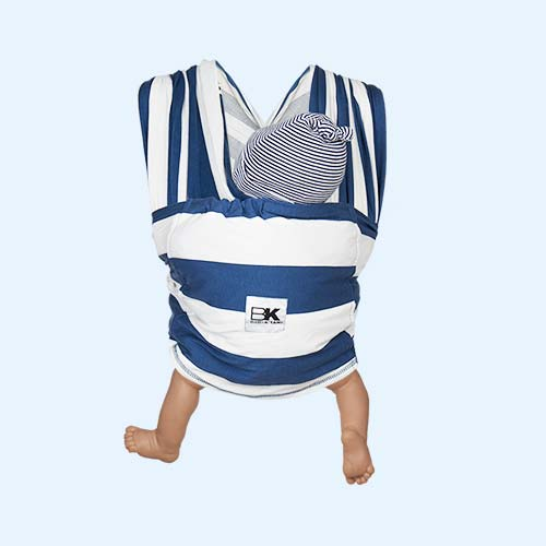 Nautical Baby K'tan Original Wrap Baby Carrier