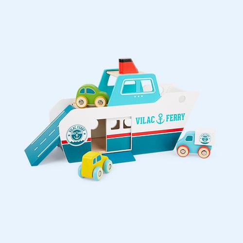 Multi Vilac Vilacity Ferry Boat