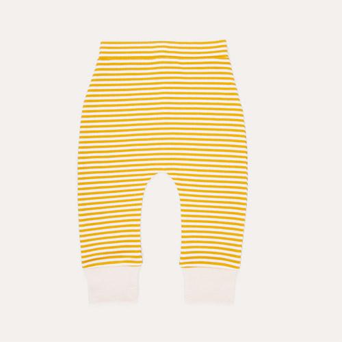 Yellow Stripe Little Green Radicals Wiggle Bottoms
