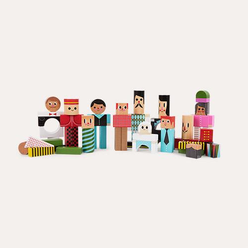 Multi Vilac Character Construction Blocks