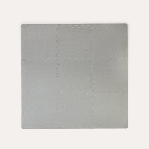 Grey that's mine Play Mat Square