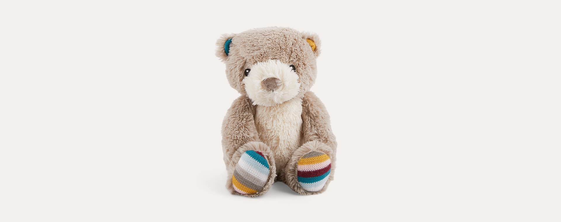 Grey Zazu Bruno The Bear Baby Sleep Shusher