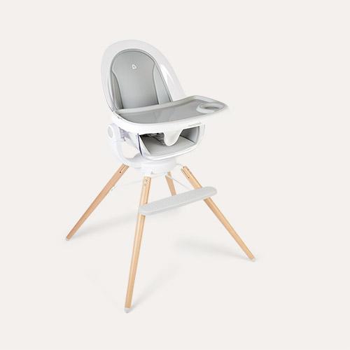 White Munchkin 360° Cloud High Chair