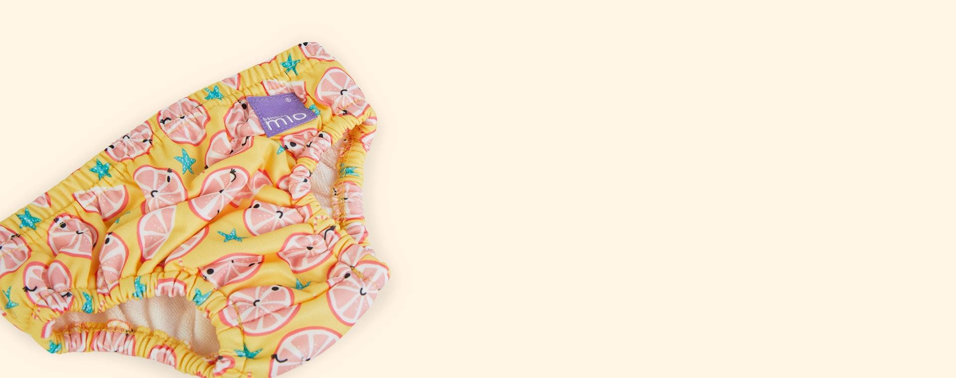 Cool Citrus Bambino Mio Reusable Swim Nappy