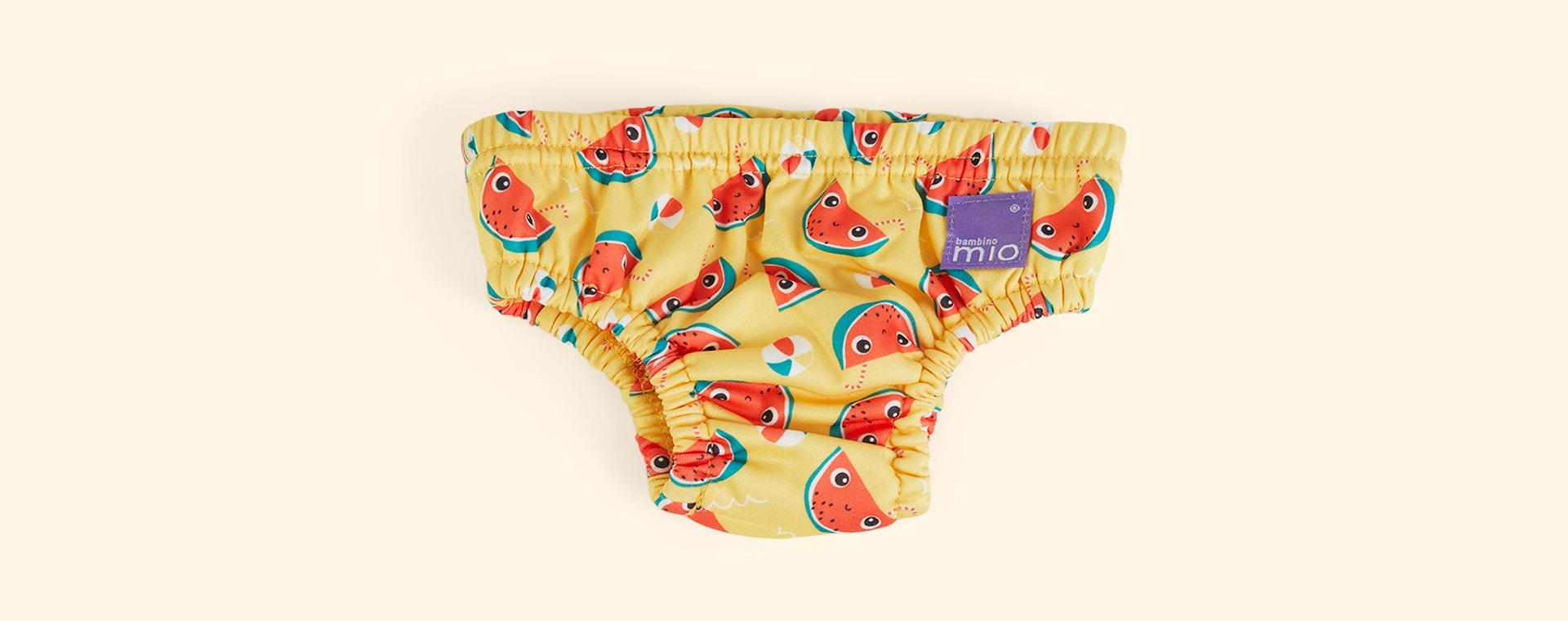 Mellow Melon Bambino Mio Reusable Swim Nappy