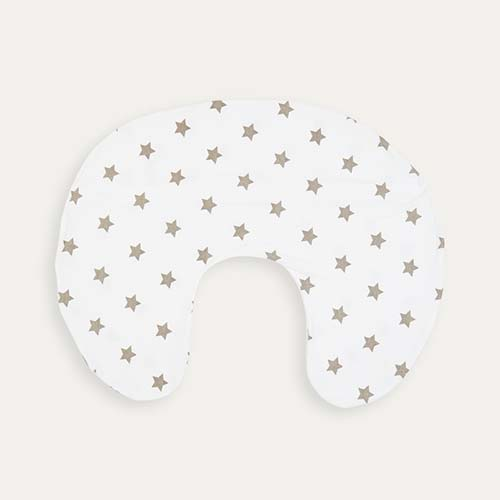 Silver Star Widgey Feeding Nursing Pillow Cover