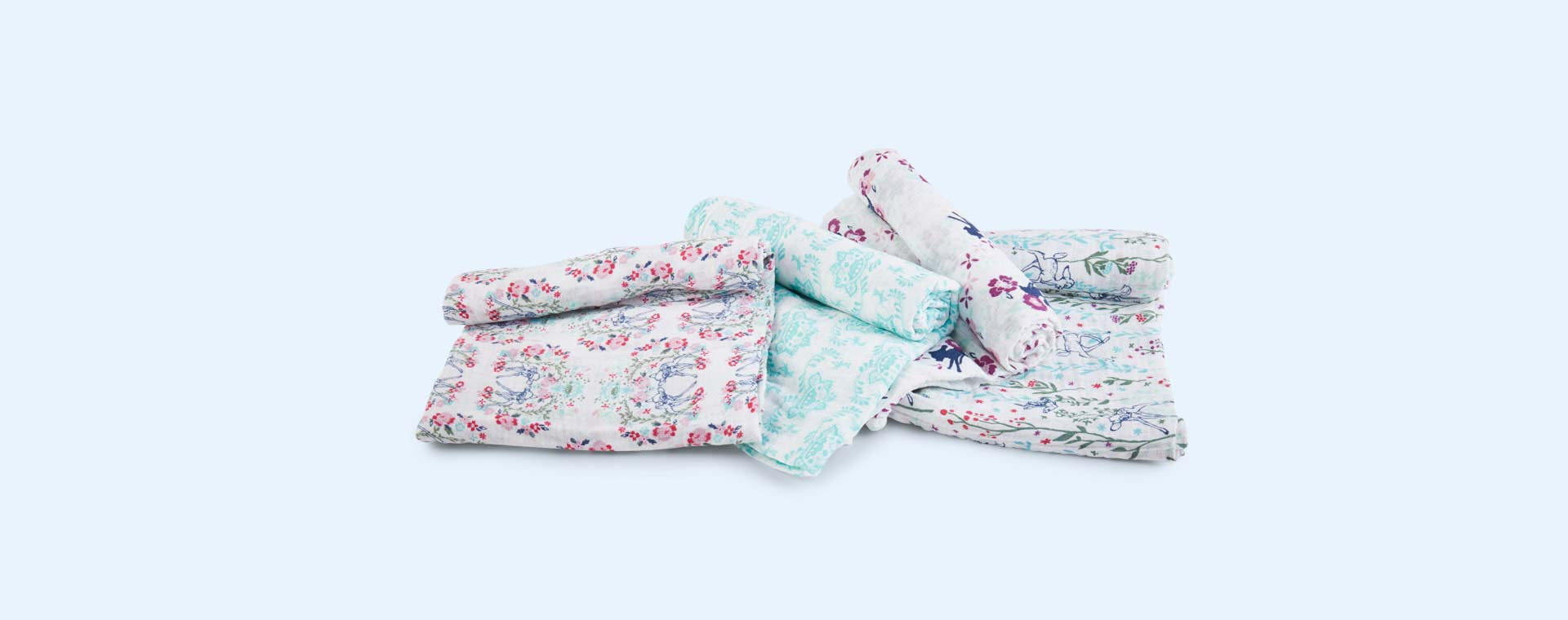Bambi aden + anais Disney Swaddle Blankets - 4 Pack