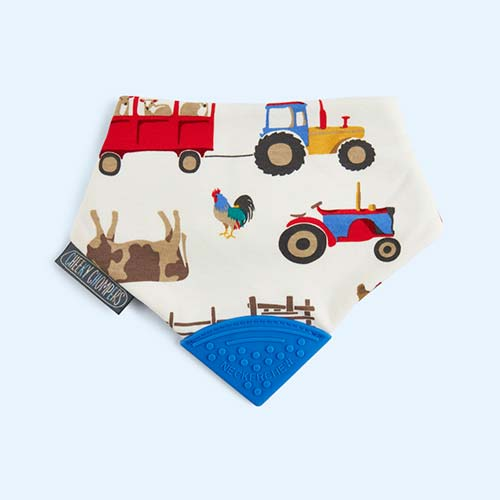 Joules Farmer Cheeky Chompers Neckerchew