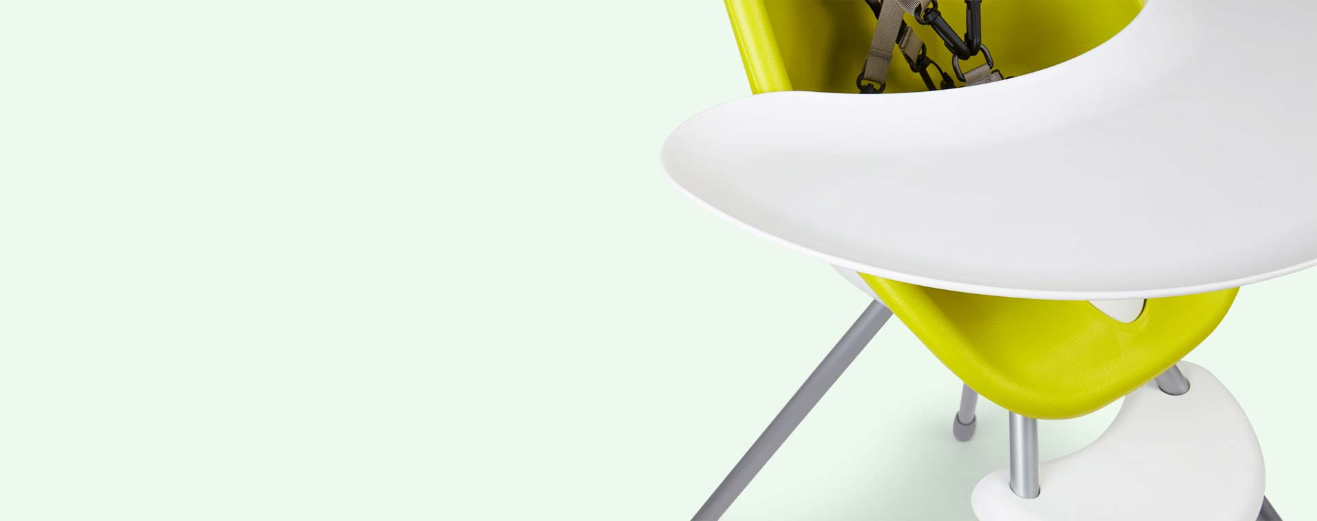 Lime phil&teds Poppy Highchair
