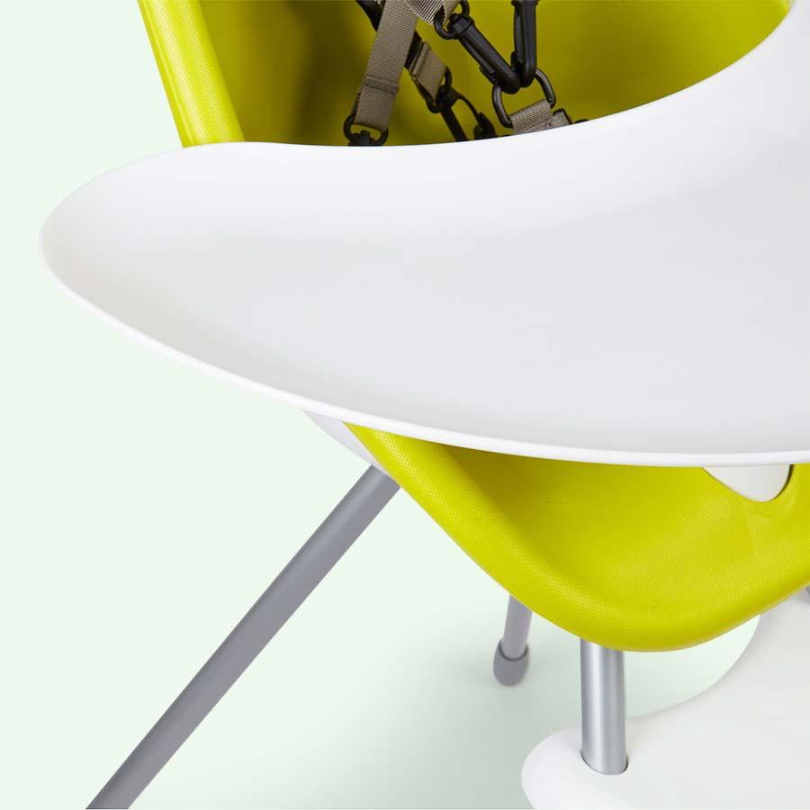 Lime phil&teds Poppy Highchair