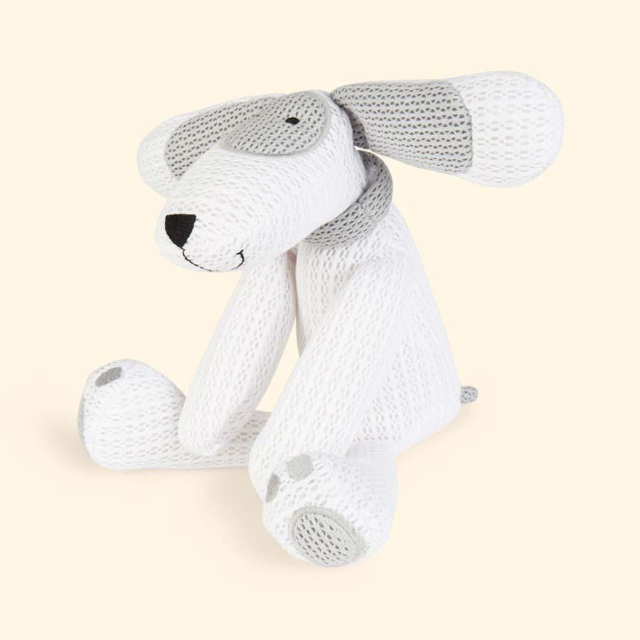 White babybundle SafeBreathe Patch Toy