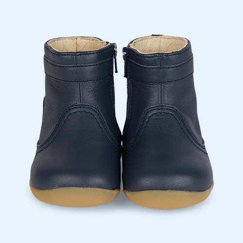 Navy Bobux Bolt Boot