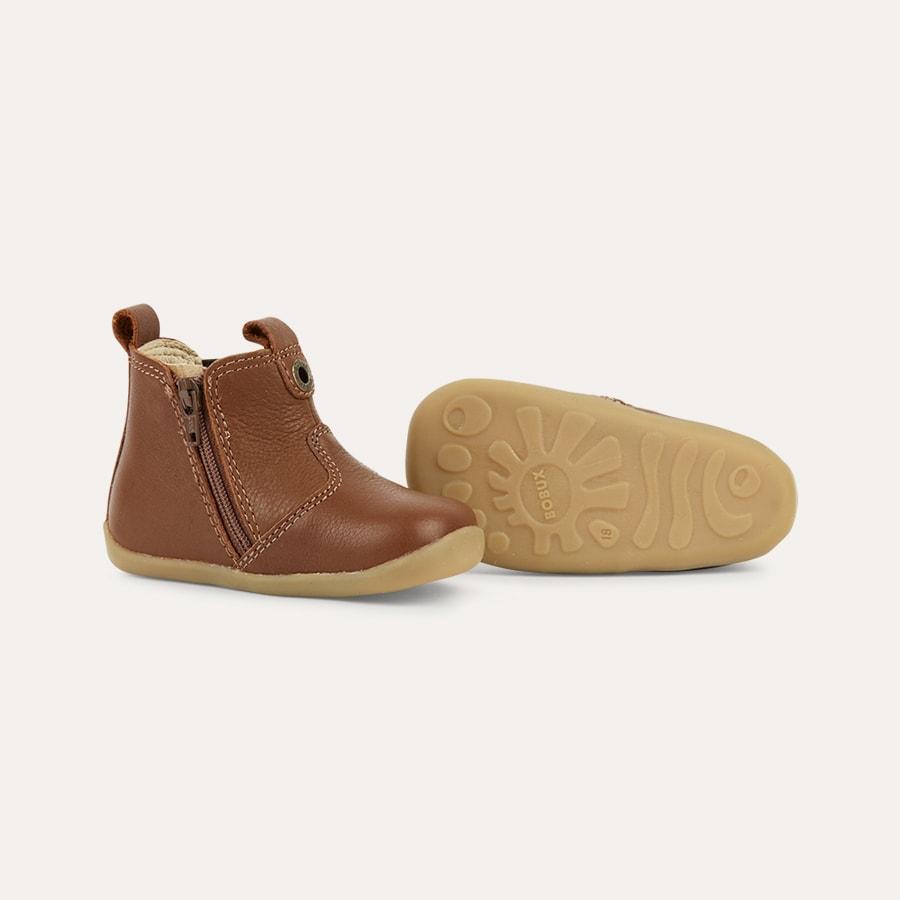 Toffee Bobux Jodhpur Boot