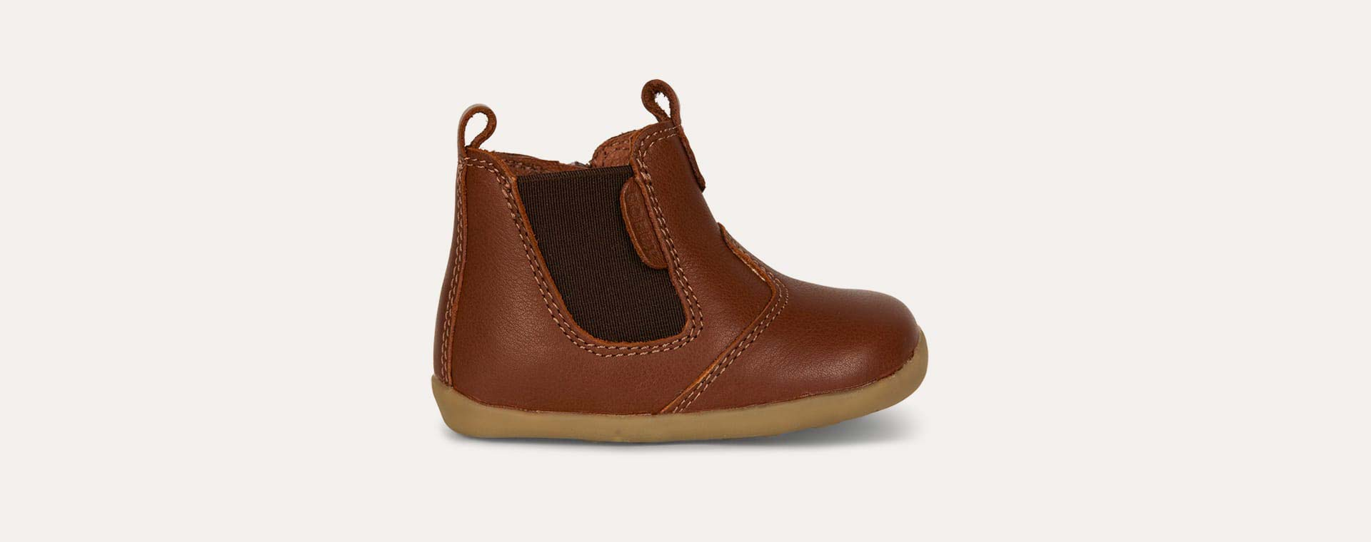 Toffee Bobux Jodphur Step-Up Boot