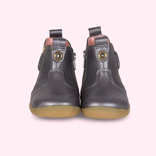 Charcoal Bobux Jodphur Step-Up Boot