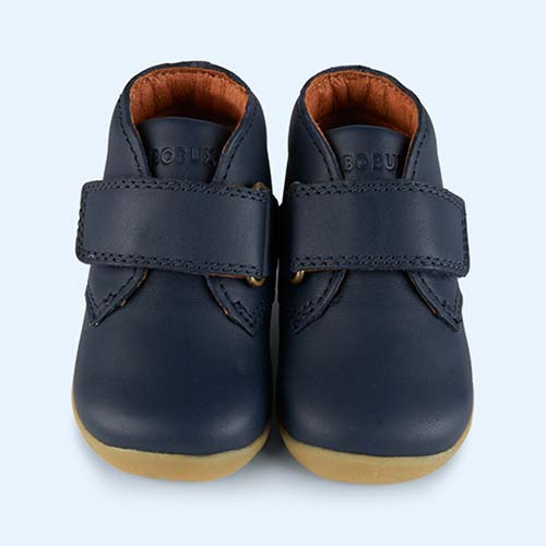 Navy Bobux Wander Boot
