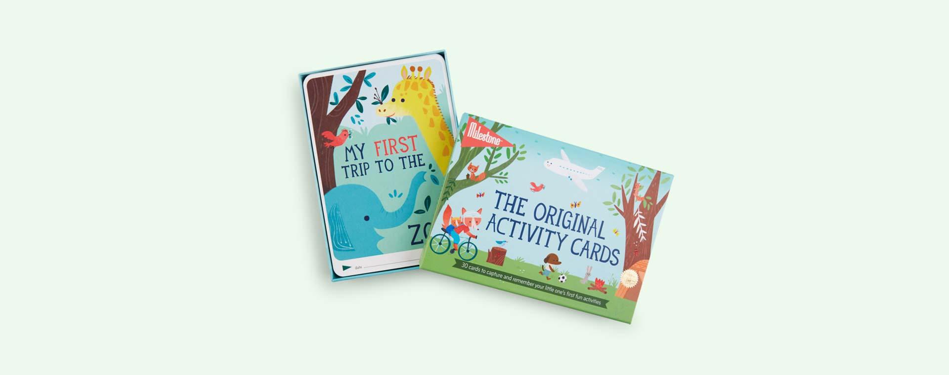 Multi Milestone Activity Cards