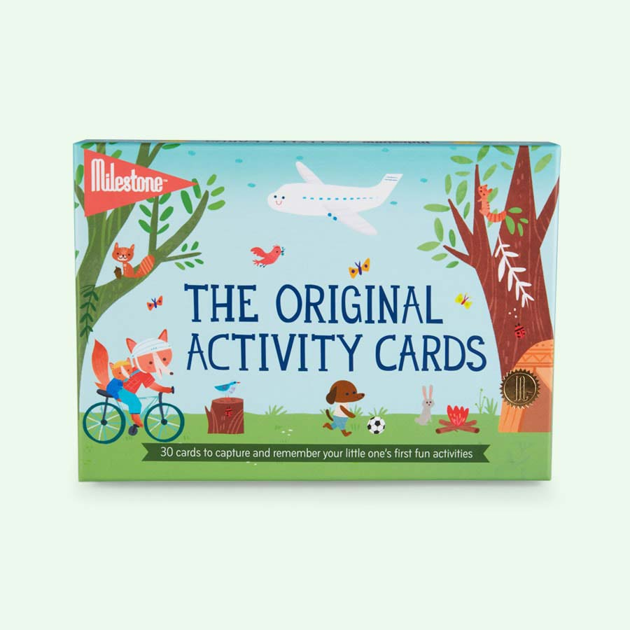 Multi Milestone Activity Cards