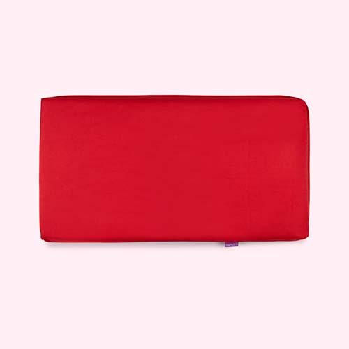 Red Knuma Huddle Crib Bench Mode Cushion Cover