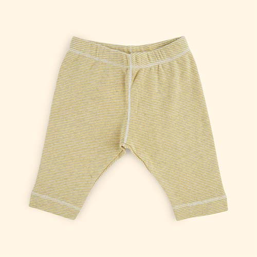 Yellow Kidscase Hope Organic Baby Pant