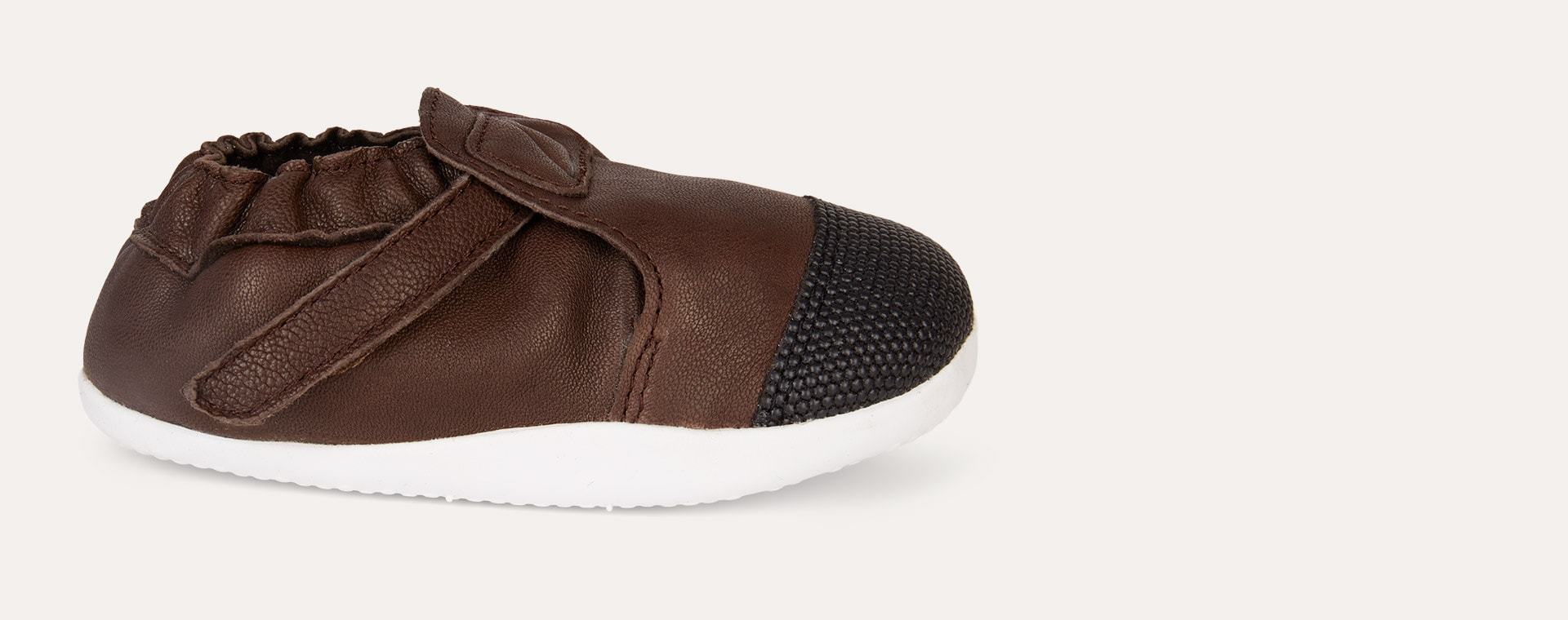 Mocha Bobux Xplorer Arctic One Trainer