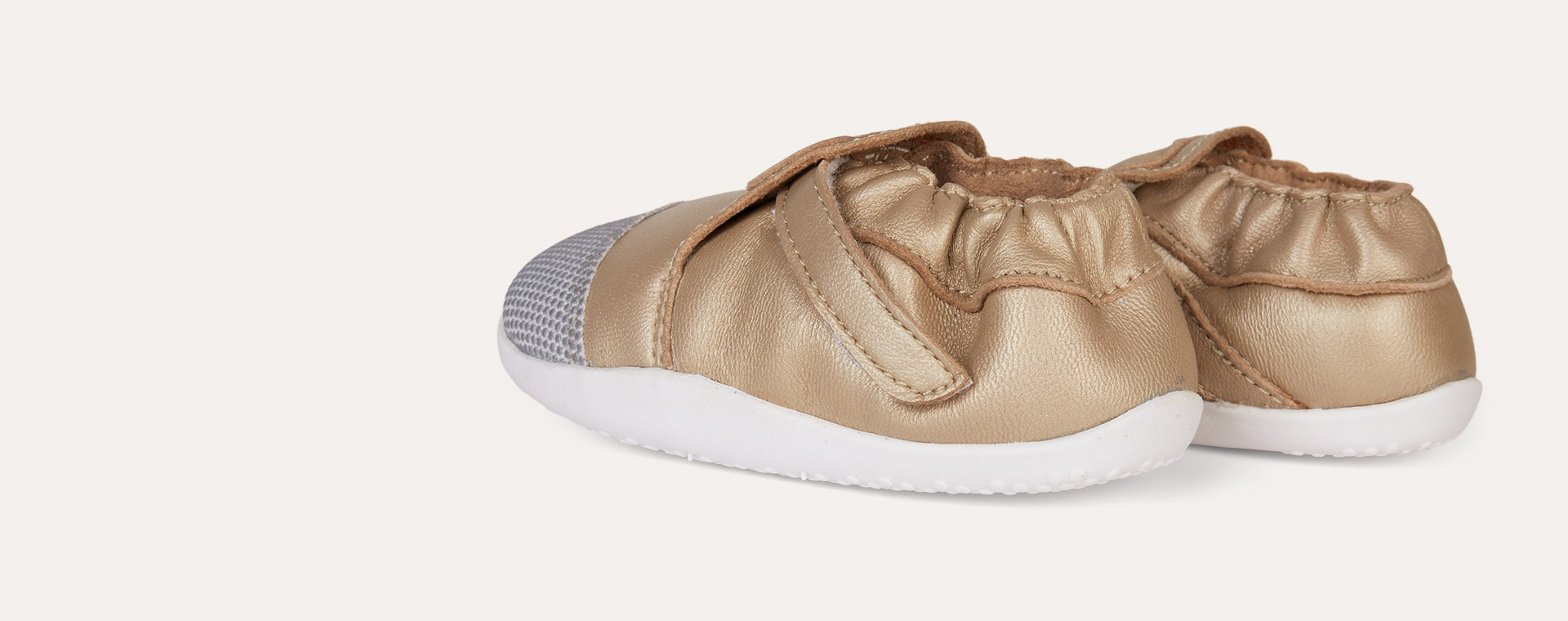 Gold Bobux Xplorer Arctic One Trainer